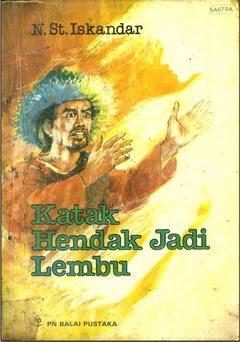 Katak Hendak Jadi Lembu (novel Noor Sutan Iskandar)
