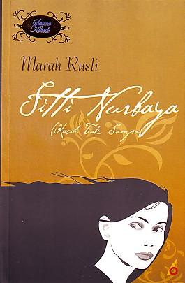 Siti Nurbaya (novel Marah Rusli)